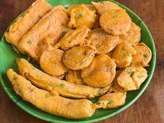 mix vegetable pakora recipe