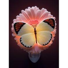 butterfly nightlight