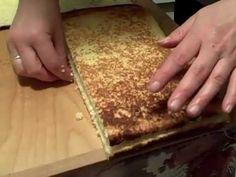 Diós sütemény, Orechový zákusok, Walnut Cake - YouTube