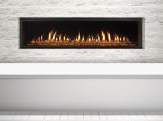 Heat and Glo MEZZO Series Gas Fireplace