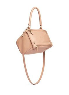 GIVENCHY - Pandora small stud leather bag | Pink Day Shoulder Bags | Womenswear | Lane Crawford