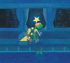 ¿Sabes tú, estrella, cuántas personas te han pedido algún deseo? Un beso y adiós #Jimmy Liao