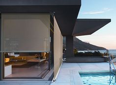 suspended pool