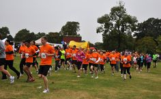 The 2012 Starfish Breakfast Run race report