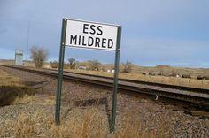 Mildred,Montana. | by montanatom1950