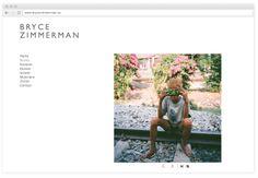 Bryce Zimmerman, Photographer   Viewbook