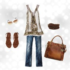 Summer, created by dawnjo4 on Polyvore