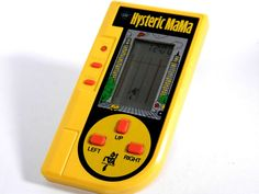 80s Retro Takatoku Toys LCD Game Hysteric Mama Made in Japan Great Condition #TakatokuToys