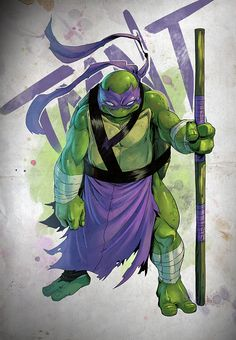 Tmnt Donatello by Coliandre.deviantart.com on @deviantART