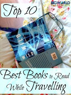 Great Books to Read While Travelling