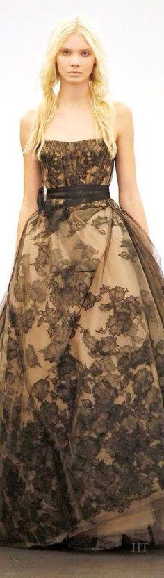 Vera Wang Wedding Dress, ht