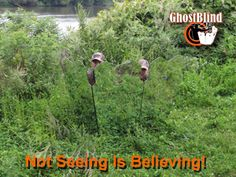 GhostBlind Official Site, mirror hunting blind, mirror blind, invisible hunting blind; camo ground blinds, tree stands