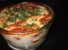 Mozzarella, Garlic, and Cherry Tomato.. dip? Recipe