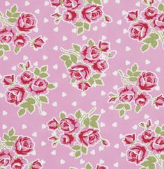 TANYA WHELAN 1 Yard VALENTINE Rose Collection by BellatiqueFabrics, $9.25