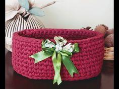 Corbeille crochet - YouTube Crochet Video, Make It Yourself, Deco, Point, Mandala, Channel, Videos, Youtube, Hampers