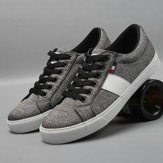 Dark Grey Jersey Sneaker