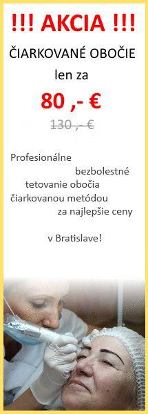 Akcia na permanentný make-up obočia za 80,-€, http://www.beautystudioveronika.sk/4-foto-referencie?p=2