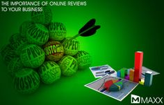- Reviews will help to build the credibility for every business - Business owners should monitor what people write about their company online, especially in the first set of visible reviews.....http://maxxerp.blogspot.in/2014/04/the-importance-of-online-reviews-to.html