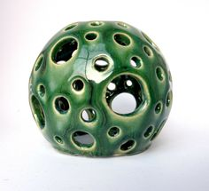 Kugelwindlicht Grün von Blick.dings auf DaWanda.com