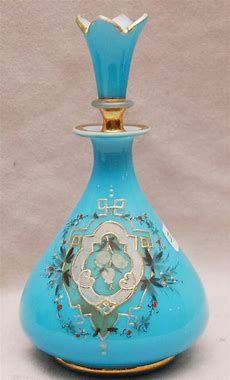 Image result for Victorian Perfume Bottles