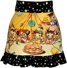 Aprons from HeavenlyHostess