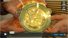 One Minute Tip:  The Firefly Jar Lamp   Apartment Therapy Videos