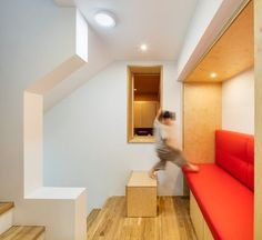 © Shin Kyungsub              Architects: Moon Hoon Location:  687-11 Mojeon-ri Jeonggwan-eup Gijang-gun, Busan, Korea Design Team: Kim sookhee, Park jeonguk, Park hyeongjae, Kim haeree, Kang changsu A