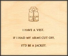 Mitch Hedberg Wood Etchings - his jokes will NEVER get old!