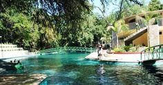 La localidad de Ojo de Agua está situado en el Municipio de Huasca de Ocampo (en el Estado de Hidalgo) Es uno de los atractivos mas importantes del municipio ideal para el descanso familiar y esparcimiento para estar en contacto con la naturaleza.  #Turisteando #HuascadeOcampo