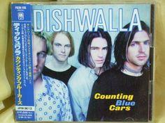 CD/Japan- DISHWALLA Counting Blue Cars 8trx EP w/OBI RARE 1996 Japan Edition #AlternativeIndie