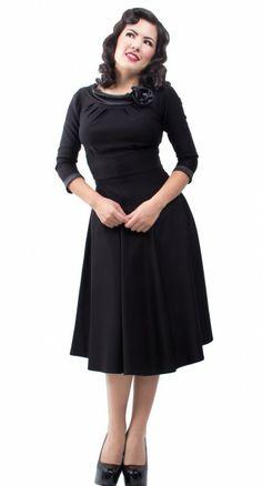 First Lady Swing Dress - Swing Dresses - Dresses - Womens   Blame Betty