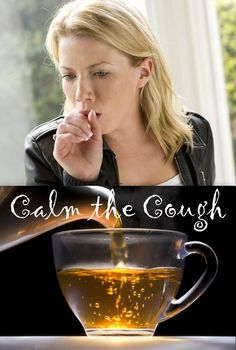 "Cold and flu season is already hitting hard with people all around us ""sharing"" various viruses via a nagging, persistent cough. Health Heal, Home Health, Health And Wellness, Health Fitness, Cough Remedies, Herbal Remedies, Health Remedies, Natural Home Remedies, Natural Healing"