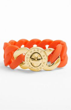 MARC BY MARC JACOBS 'Turnlock - Katie' Stretch Bracelet available at #Nordstrom #nsale