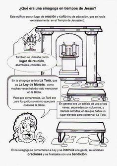 El Rincón de las Melli: ¿Qué es una sinagoga?