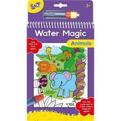 BuyGalt Water Magic Animals Online at johnlewis.com