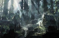 Communauté elfe de Mirrah MIST LANDS