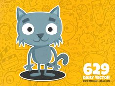 629 - Cat (To see them all click on the image)