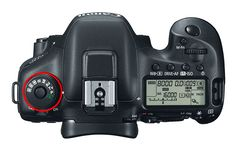 Canon 7D Mark II recommended settings