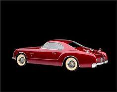 Chrysler D'Elegance (Ghia), 1953 - Photo: Ron Kimball/KimballStock