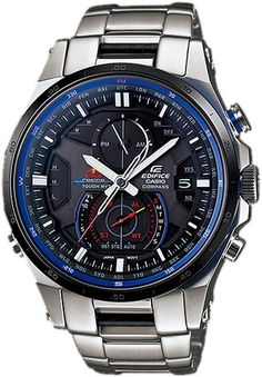 Casio Edifice Infiniti Red Bull Edition.