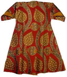 Ottoman Clothing And Garments, Caftan