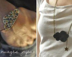 bijoux nuages