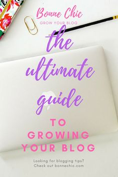 The ultimate guide to growing your blog. Learn how to start a money making blog with this ultimate guide to starting a blog. #blogging #blog #blogger #bossbase #bloggerbabe #howtoblog #howtomakemoneyblogging #financeblog #moneytips #bloggingtips #startabl Make Blog, How To Start A Blog, Make Money Blogging, How To Make Money, Finance Blog, Pinterest Blog, Blogging For Beginners, Blog Tips, Business Tips