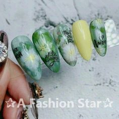 Nail Art®A Fashion Star® # nail # ネ ネ イ Star Nail Art, Star Nails, Nail Art Diy, Cool Nail Art, Diy Nails, Star Art, Nail Nail, Nail Polish, Star Nail Designs