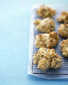 Buttermilk-Thyme Drop Biscuits - Martha Stewart Recipes