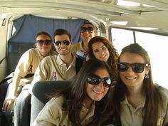 Members in Taxi the first day of the mission. #luxor #egypt #koreinegypt
