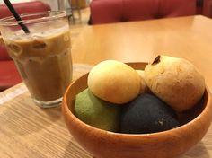 女子に大人気!抹茶や紅しょうが味の日本風ポンデケージョ「ぽんで」   ガジェット通信