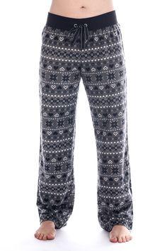 92fa803e5ca Women s Soft Microfleece Plush Premium Lounge Sleep Pants (Junior Size) at  Amazon Women s