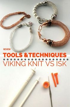 Best collection of free jewelry making tutorials, craft ideas, design inspirations, tips and tricks and trends Wire Jewelry, Handmade Jewelry, Diy Jewellery, Earrings Handmade, Silver Jewelry, Maille Viking, Vikings, Wire Wrapped Earrings, Wire Earrings