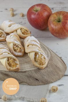 Turkish apple cookies - Kurabiye elmali